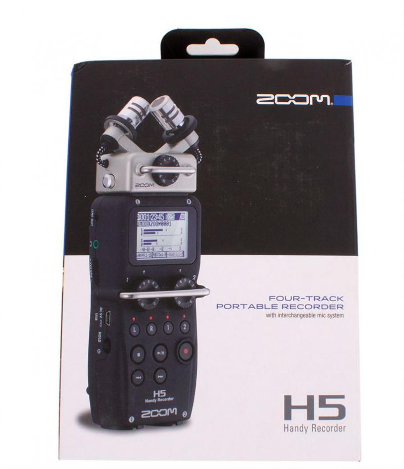 диктофон zoom h5 инструкция на русском