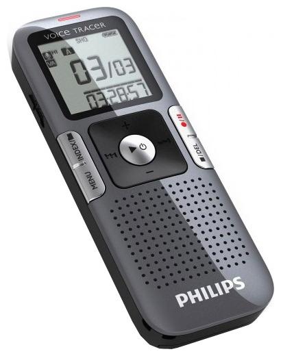 Диктофоны PHILIPS
